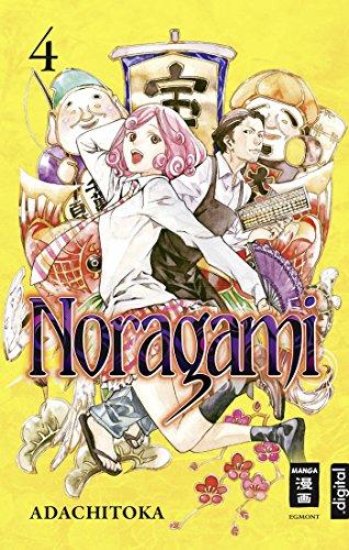 Noragami 04 (German Edition)