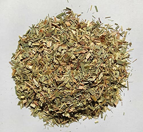 Hojas Secas de Limoncillo Té de Hierbas 85g - 1.95KG Cymbopogon Citratus (85 gramos)
