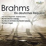 J. BRAHMS EIN DEUTSCHES REQUIEM