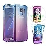 TPUケースSamsung S7 Edge Samsung Galaxy S7 Edge 、セブンパンダフロントとリアオールラウン……