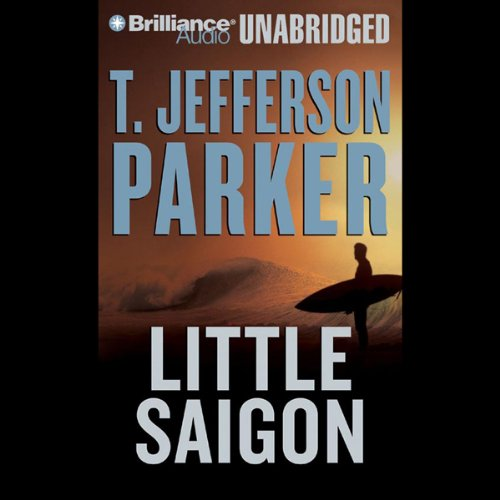 Little Saigon audiobook cover art