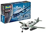 Revell Maqueta de avión 1: 32 – Messerschmitt ME262 B de 1/U de 1 Night Fighter en Escala 1: 32,...