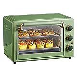 Cocina Mini Horno Tostador 35L Mini Horno Temperatura Ajustable 70 230 ℃ Y 120 Minutos TemporizacióN PosicióN De Horneado De Cuatro Capas Horneado DoméStico