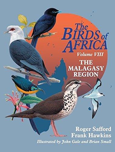 BIRDS OF AFRICA V   BIRDS OF A (The Birds of Africa)