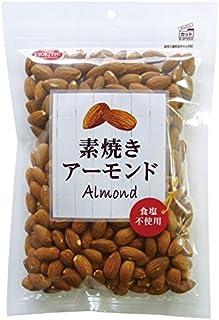 共立食品 素焼きアーモンド ボリュームパック 370g