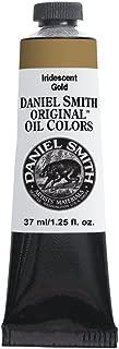 DANIEL SMITH Original Oil Color 37ml Paint Tube, Iridescent, Gold
