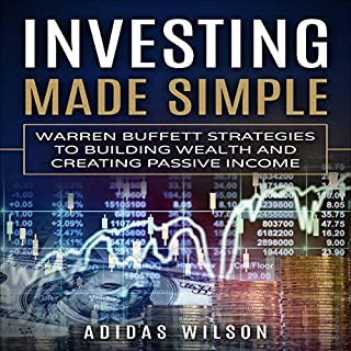 Investing Made Simple audiobook cover art