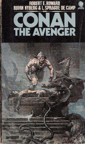 Conan the Avenger 0722146930 Book Cover
