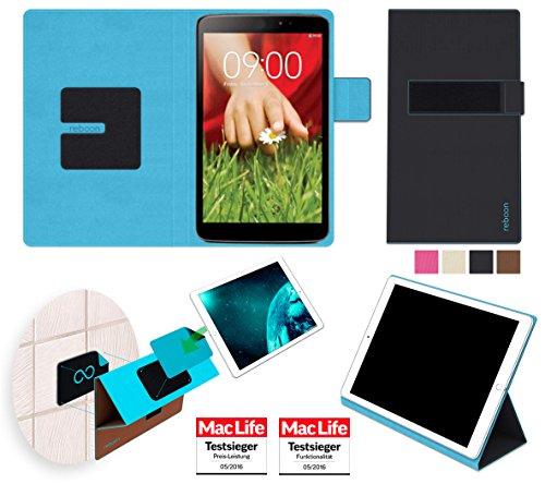 reboon Hülle für LG G Pad 8.3 Tasche Cover Case Bumper | in Schwarz | Testsieger