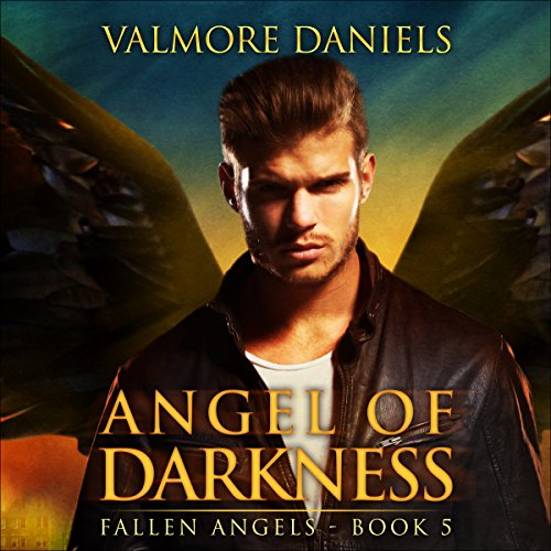 Angel of Darkness cover art