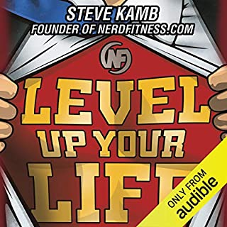 Level Up Your Life audiobook cover art