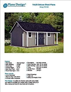 Best shed with porch plans Reviews