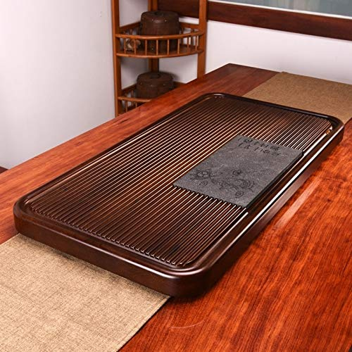 Learn More About Luoshan Household Solid Wood Drainage Type Rectangle Tea Tray Tea Table,The Land of...