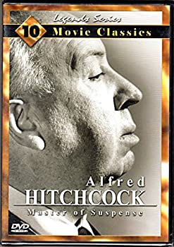 DVD Alfred Hitchcock: Master of Suspense - 10 Movie Classics Book