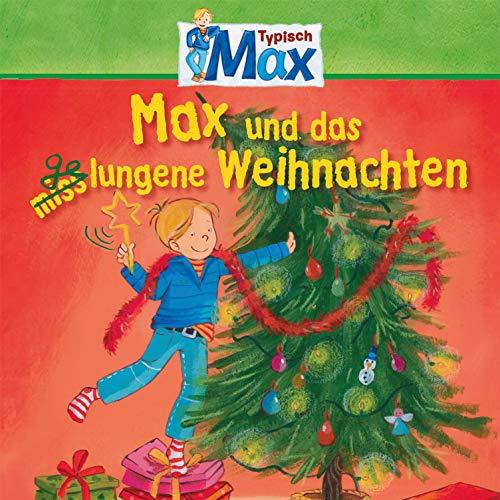 Max und das gelungene Weihnachten Titelbild