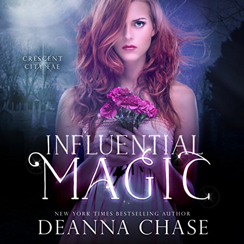 Influential Magic audiobook cover art
