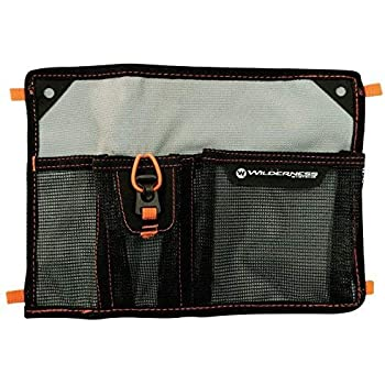 Wilderness Systems Mesh Storage Sleeve - 3 Pocket - for Kayak Storage