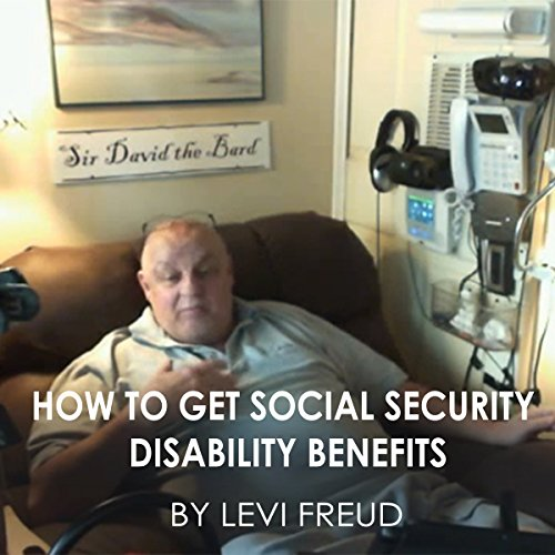 How to Get Social Security Disability Benefits  audiobook cover art