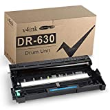V4INK Compatible Drum Unit Replacement for Brother DR630 DR-630 (Black,1-Pack),for use in Brother HL-L2340DW HL-L2300D HL-L2380DW MFC-L2700DW L2740DW DCP-L2540DW L2520DW HL-L2320D MFC-L2720DW L2740DW