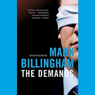 The Demands audiobook cover art
