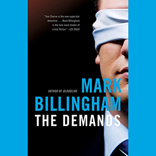 The Demands audiobook cover art