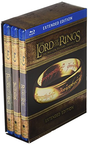 Best lotr extended edition blu ray 4k for 2020