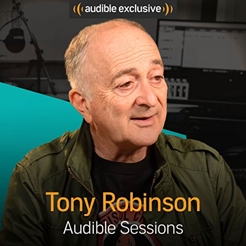 Tony Robinson audiobook cover art