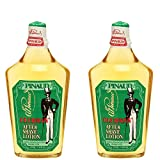 Clubman Pinaud After Shave Lotion, 6 Ounce (2-Pack)