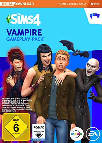 Die Sims 4 - Vampire (GP 4) DLC [PC Code - Origin]