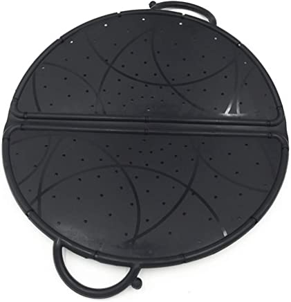 /évite les br/ûlures Couvercle anti projection Grille anti eclaboussure poele,Couvercles De Cuisine,/écrans de friture en acier inoxydable Maille Super Fine
