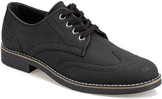92.356133.M Siyah Erkek Ayakkabı