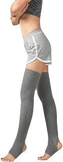 Ceally, Calcetines de yoga, calcetines cálidos de invierno, calcetines largos imprescindibles de invierno para damas y niñas