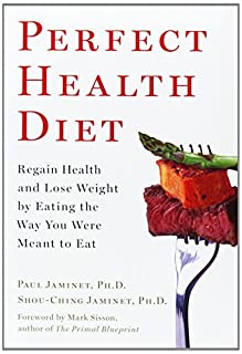 Perfect Health Diet: Regain Health and Lose Weight by Eating the Way You Were Meant to Eat (145169914X) | Amazon price tracker / tracking, Amazon price history charts, Amazon price watches, Amazon price drop alerts