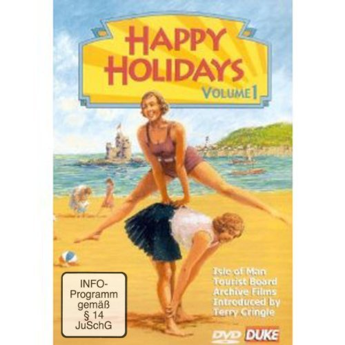 Happy Holidays: 1 - Isle of Man Tourist Board Archive Films [Region 2]
