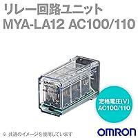 オムロン(OMRON) MYA-LA12 AC100/110 (有接点アナンシェータ) NN