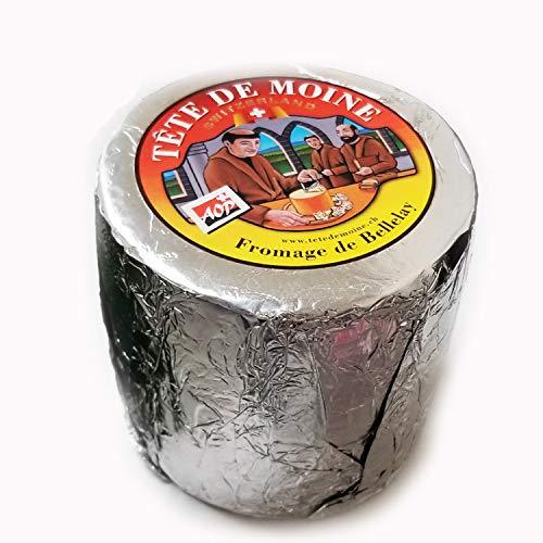 スイス産 テッテ ド モアン 約800-900g セミハードチーズ 冷蔵 テテドモアンヌ テッテドモアンヌ TETE DE MOINE テット・ド・モア テット・ド・モワンヌ