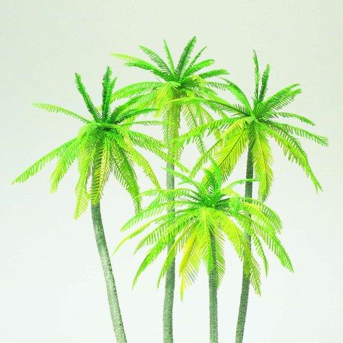 Preiser 18600 H0 HO Palmen 4 Stück im Bausatz