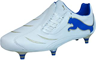 PUMA Powercat 2.10 SG Mens Leather Soccer Boots/Cleats