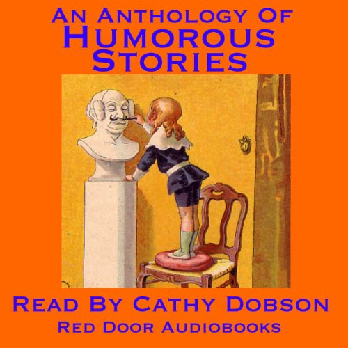 An Anthology of Humorous Stories audiobook cover art