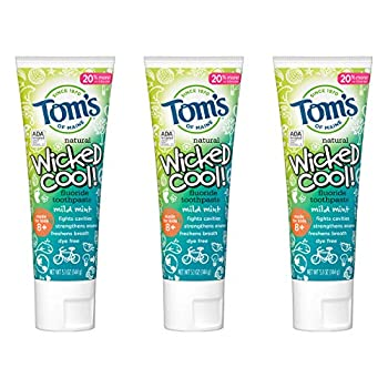 toms wicked cool toothpaste