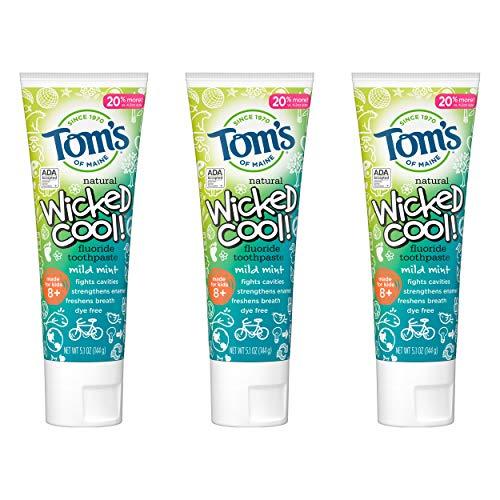 Toms Children's Toothpaste Walmart
