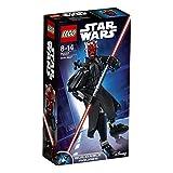 LEGO UK, 75537, Motivo:Star Wars, Personaggio di Darth Maul montabile