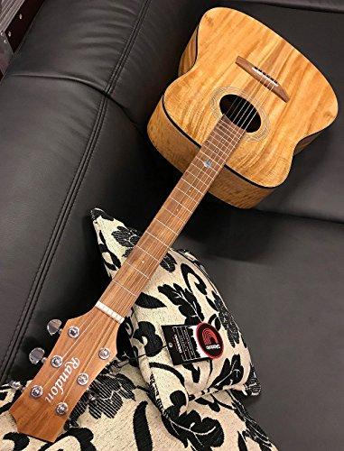 RANDON RGI-M1 Dreadnought Akustik-Gitarre, natur