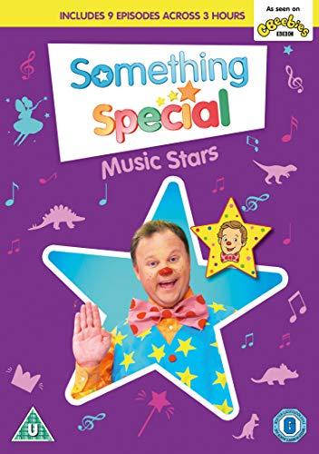 Something Special - Music Stars [Edizione: Regno Unito] [Italia] [DVD]