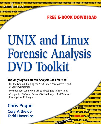 UNIX and Linux Forensic Analysis DVD Toolkit (English Edition)
