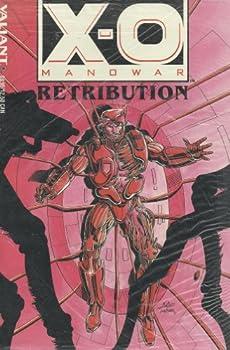 Paperback X-O Manowar: Retribution Book