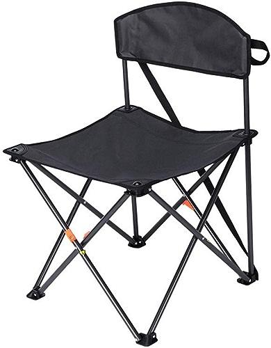 1949shop La Chaise Pliante Lourde de Chaise de Camping portative est Durable, Confortable et Facile à Porter FKYGDQ