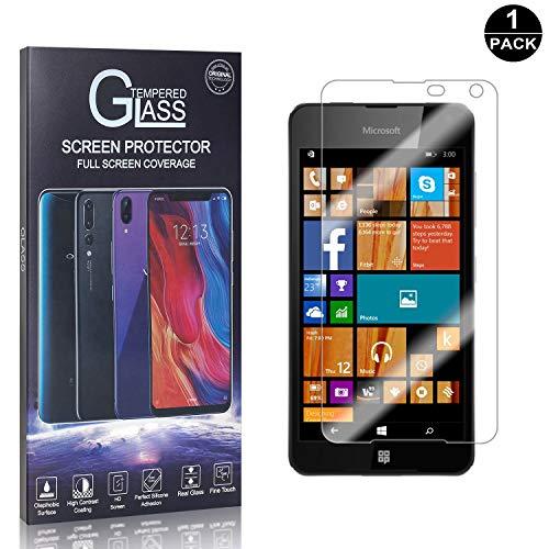Bear Village® Protector de Pantalla Microsoft Lumia 650, Libre de Polvo, Sin...