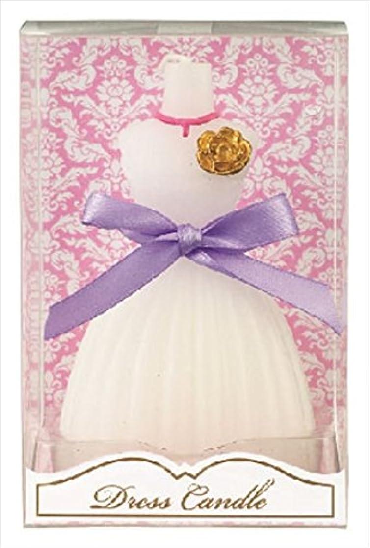 原点旅ショートカットkameyama candle(カメヤマキャンドル) ドレスキャンドル 「 ホワイト 」 キャンドル 60x54x98mm (A4460500W)