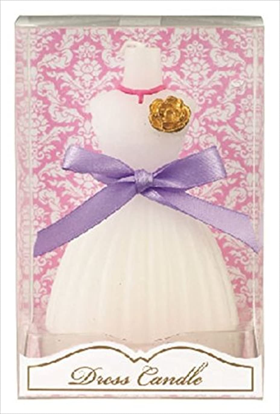 部分的に引き出すマートkameyama candle(カメヤマキャンドル) ドレスキャンドル 「 ホワイト 」 キャンドル 60x54x98mm (A4460500W)